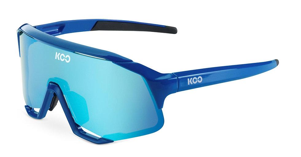 Очки солнцезащитные KOO DEMOS (Blue/Blue Mirror)