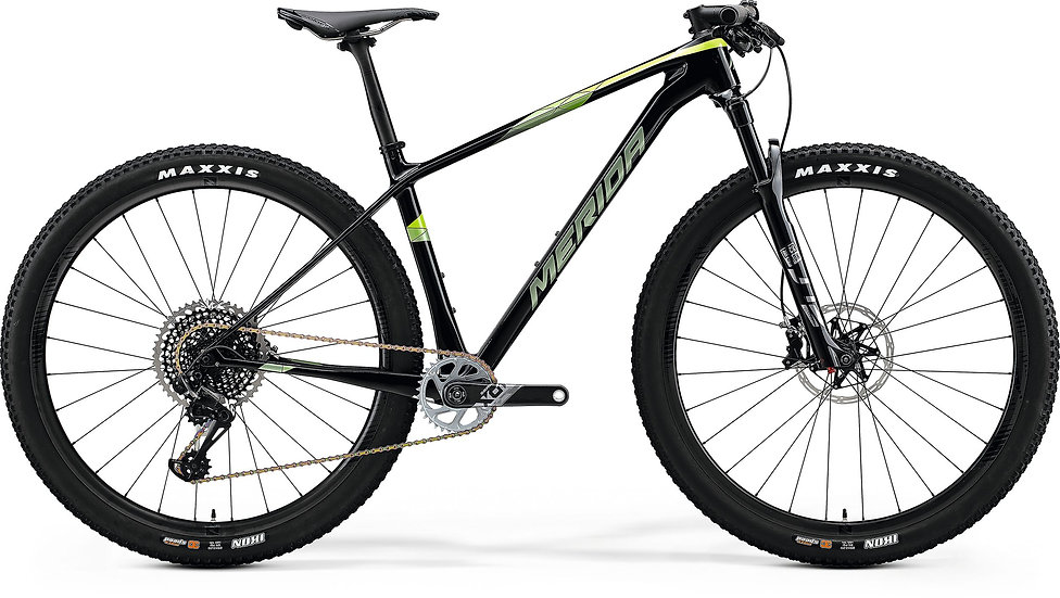 Горный велосипед Merida Big.Nine 8000 2020