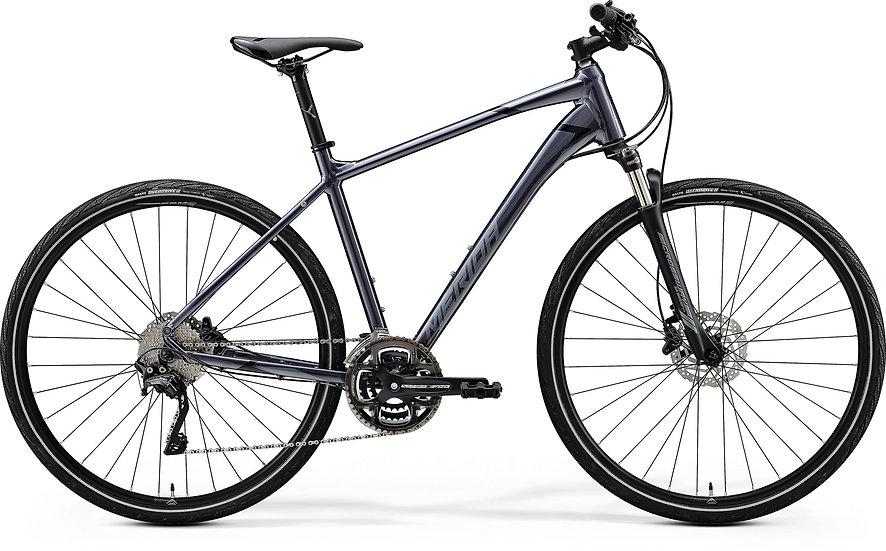 Городской велосипед Merida Crossway 500 2020
