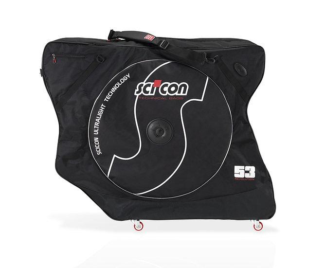 Полужёсткий чехол для транспортировки велосипеда Scicon AeroComfort 2.0 TSA
