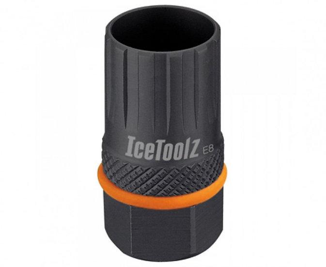 IceToolz E8 09C3 съёмник кассеты MF Cr-V сталь