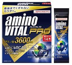 aminoVITAL® Pro - BCAA со вкусом лимона, 63 г (14 пак.)