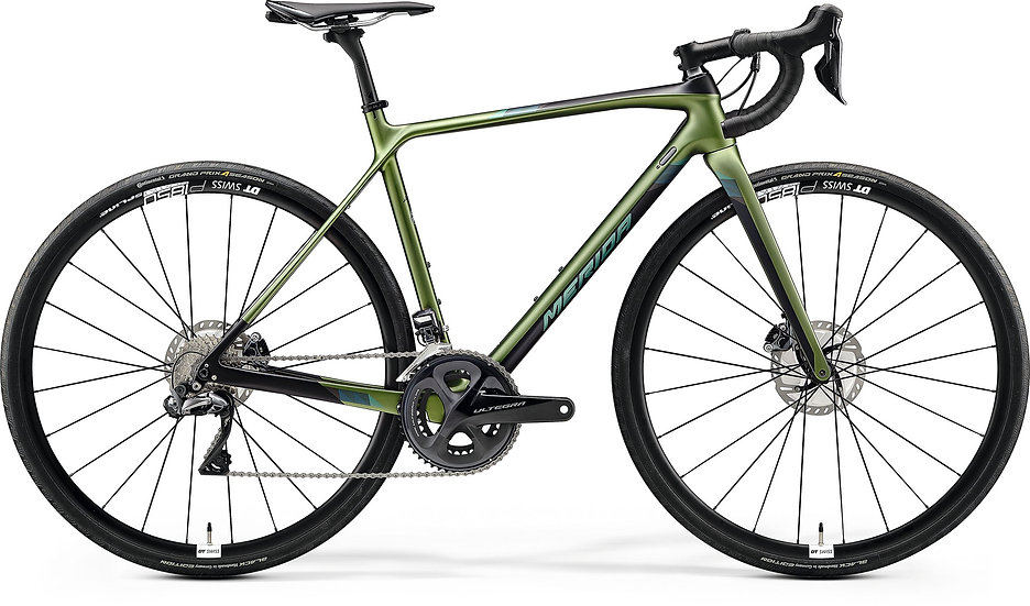 Циклокроссовый велосипед Merida Mission Road 7000-E 2020