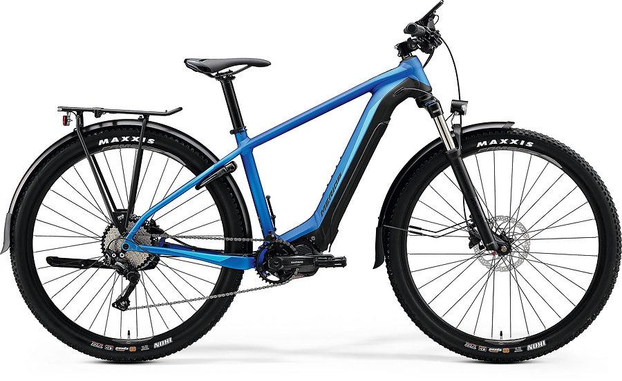 Электровелосипед Merida eBig.Nine 400 EQ 2020