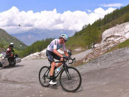 Крис Фрум рассказал, как он изменил исход Джиро д'Италия