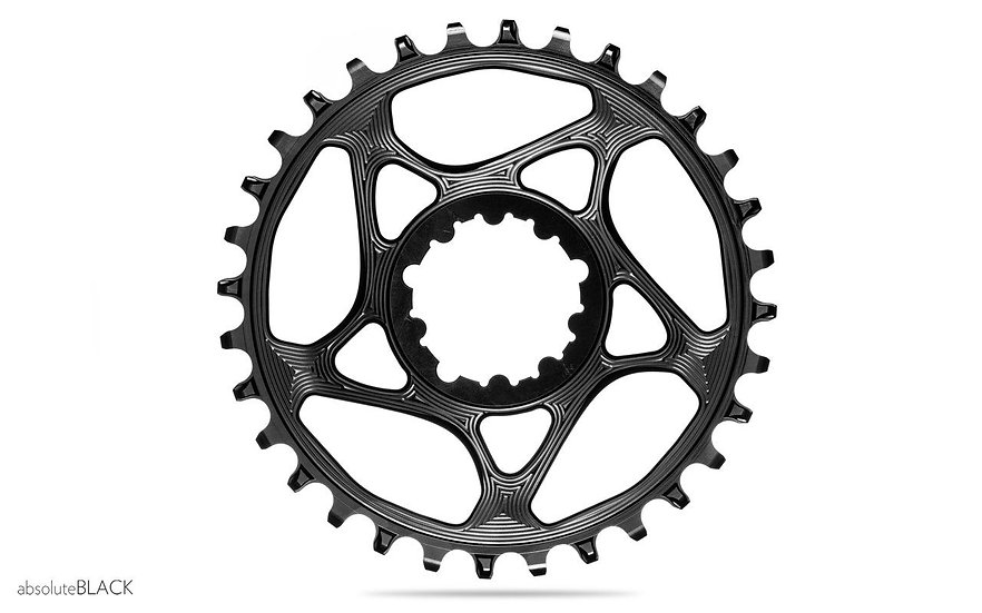 Шестерёнка AbsoluteBLACK Round boost 148 SRAM