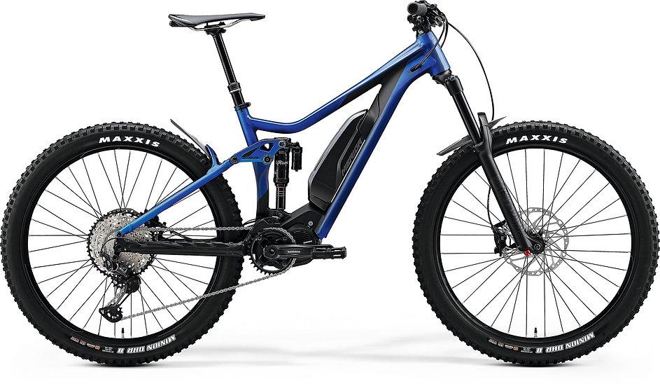 Электровелосипед Merida eOne-Sixty 800 SE 2020