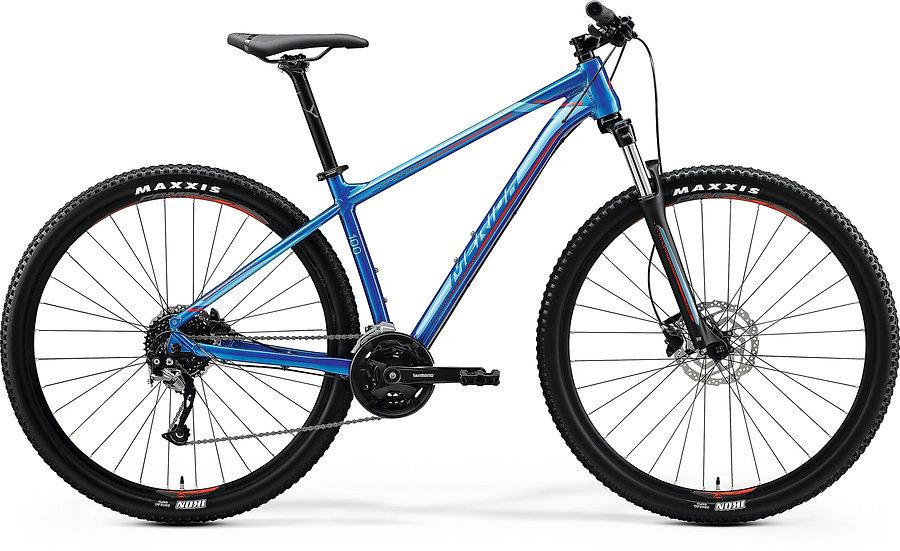 Горный велосипед Merida Big.Nine 100 2020