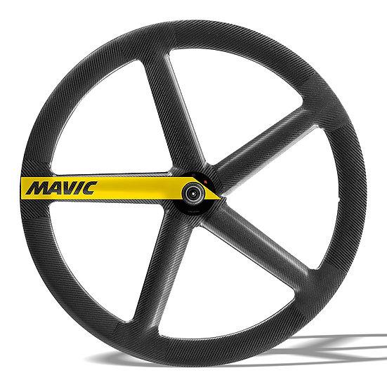 Передняя трековая лопасть MAVIC IO RIO TRACK TUBULAR 2020