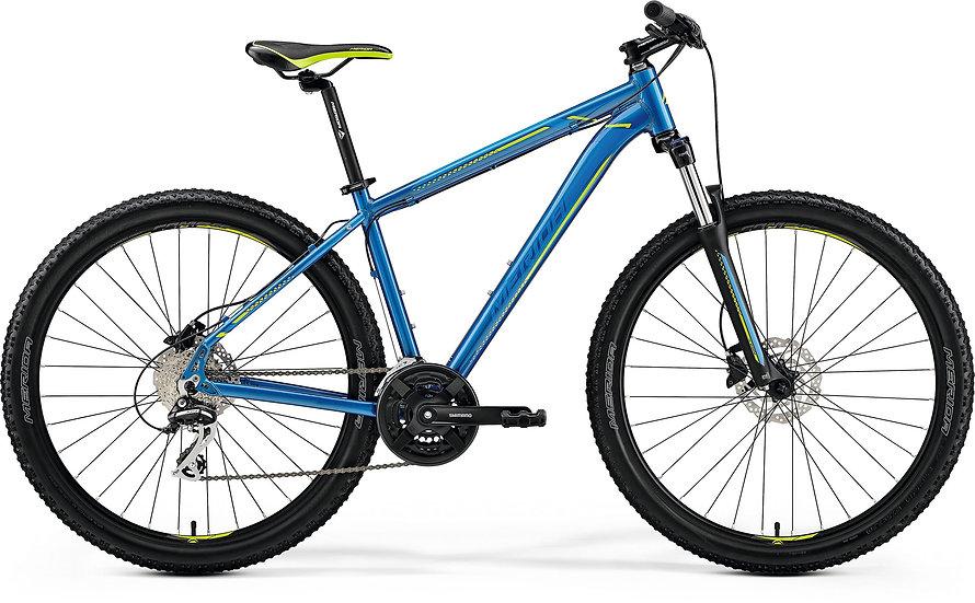 Горный велосипед Merida Big Seven 20-D 2019