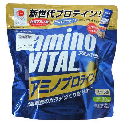 aminoVITAL® Amino Protein со вкусом лимона, 129 г (30 пак.)