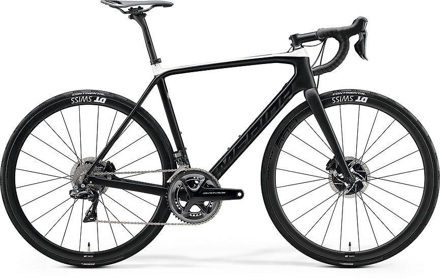 Шоссейный велосипед Merida Scultura Disc-10K-E 2020