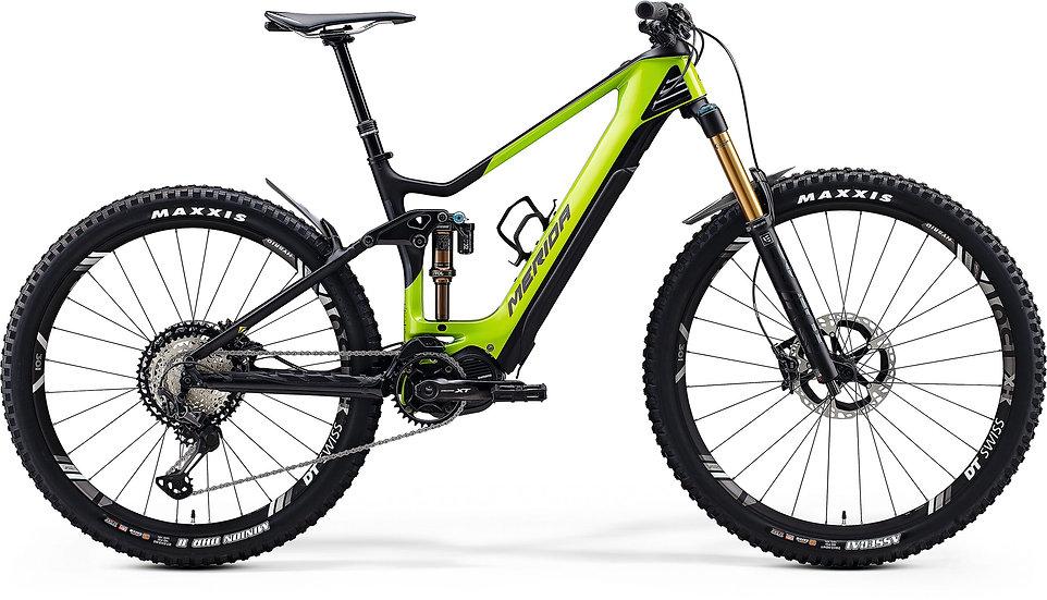 Электровелосипед Merida eOne-Sixty 9000 2020