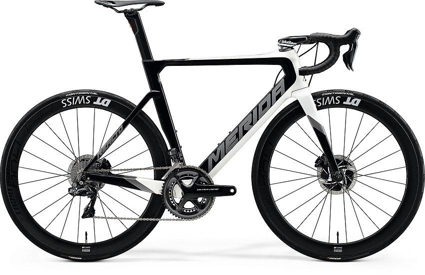 Шоссейный велосипед Merida Reacto Disc-10K-E 2020