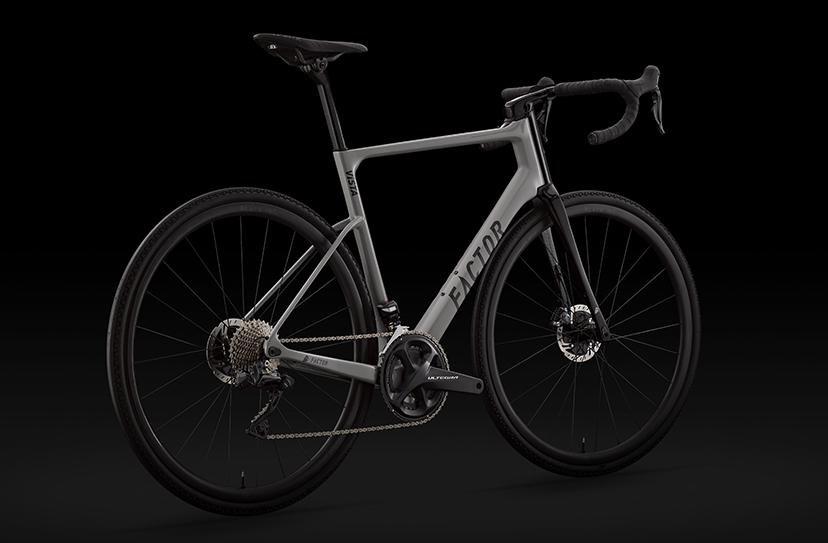 Шасси вседорожного велосипеда Factor ViSTA