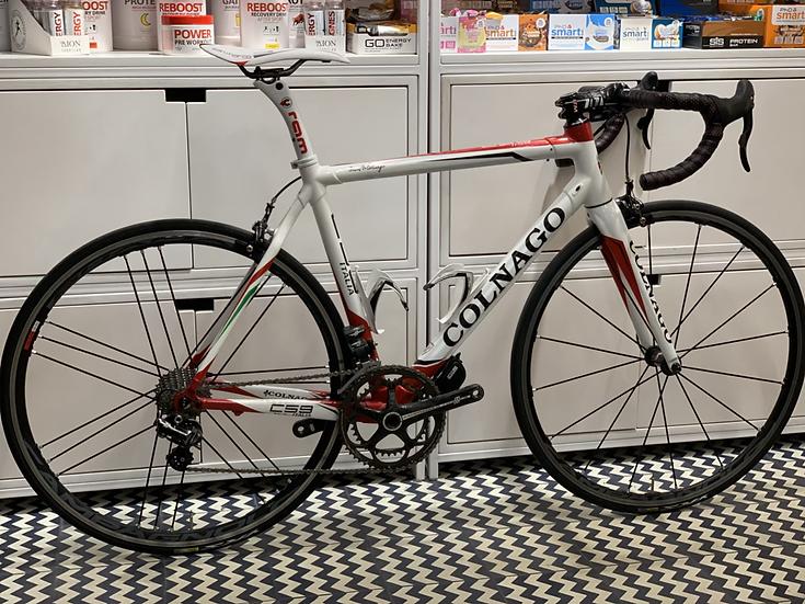 Карбоновый шоссейный велосипед Colnago C59 Italia Campagnolo EPS