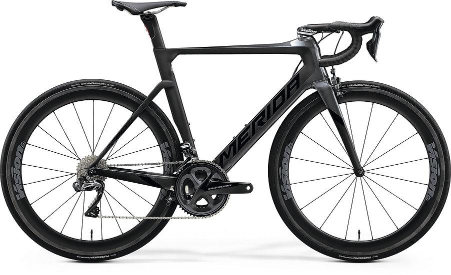 Шоссейный велосипед Merida Reacto 8000-E 2020