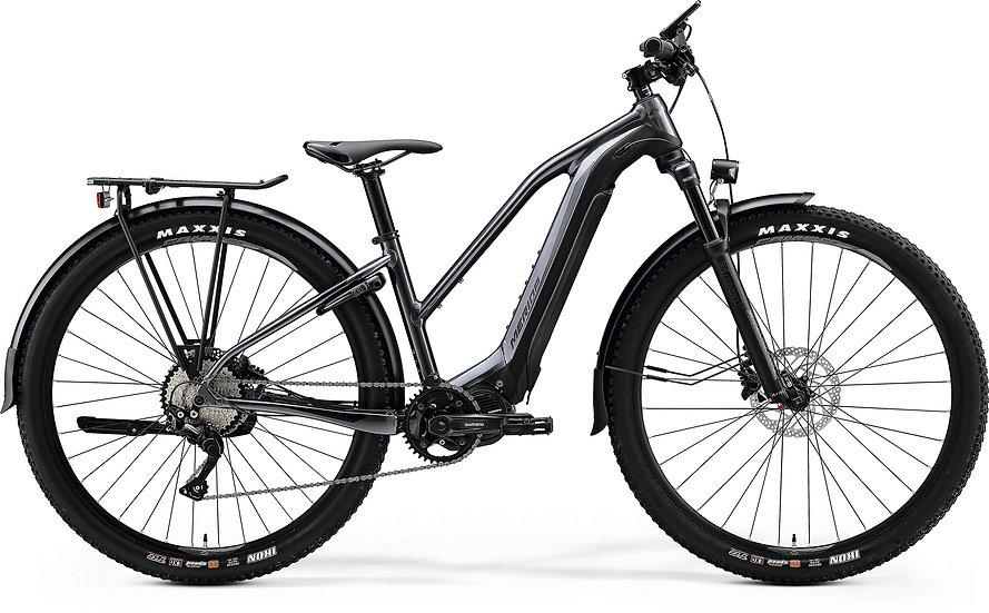 Электровелосипед Merida eBig.Tour 600 EQ 2020