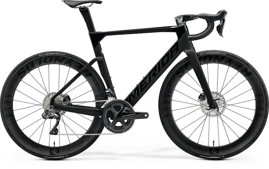 Шоссейный велосипед Merida Reacto 8000-E 2021