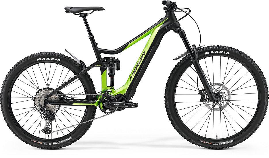 Электровелосипед Merida eOne-Sixty Limited Edition 2020