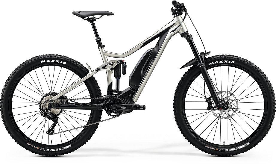 Электровелосипед Merida eOne-Sixty 500 SE 2020