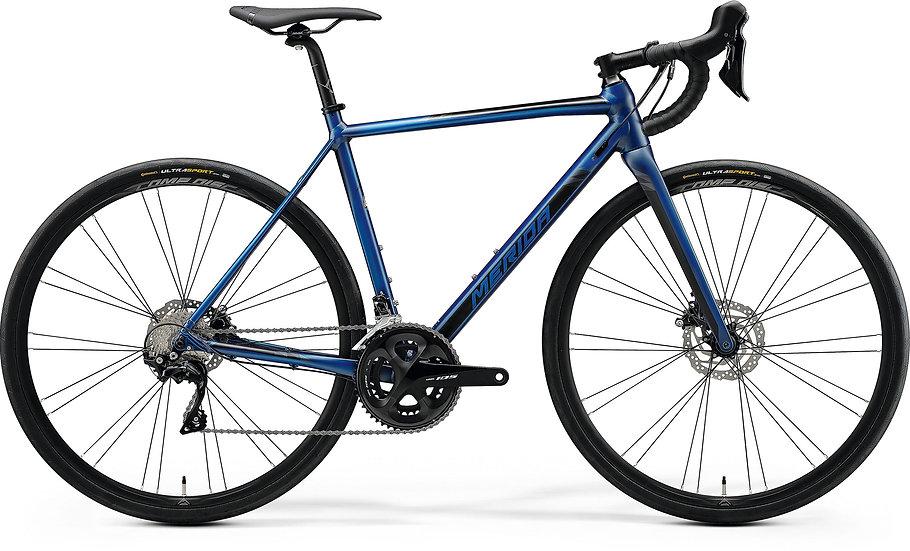 Циклокроссовый велосипед Merida Mission Road 400 2020