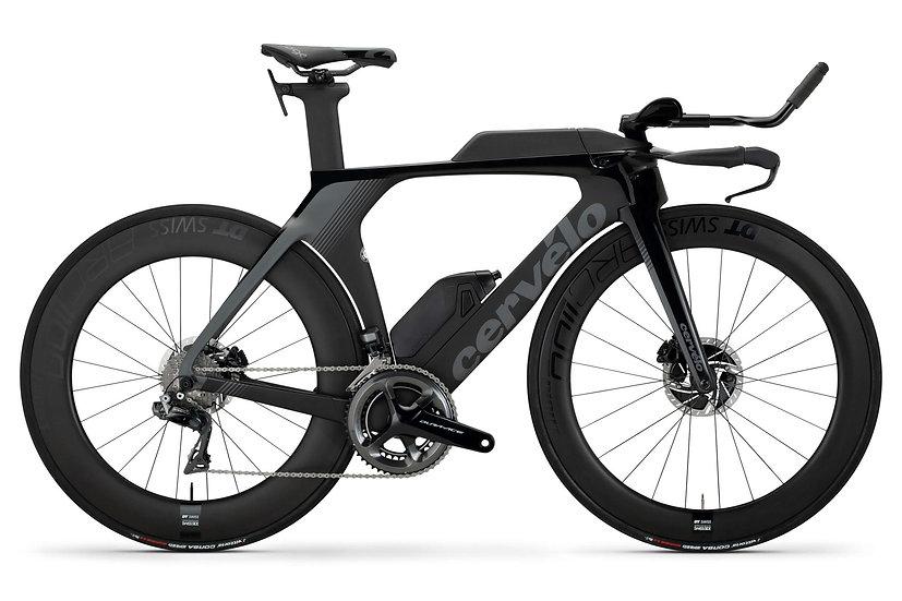 Велосипед для раздельного старта и триатлона Cervelo P5 Disc DA Di2 2020