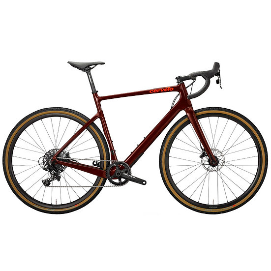 Гравийный велосипед Cervelo Aspero Apex 1 2020
