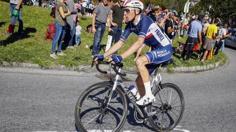 Роман Барде становится вице-чемпионом мира на велосипеде Factor O2