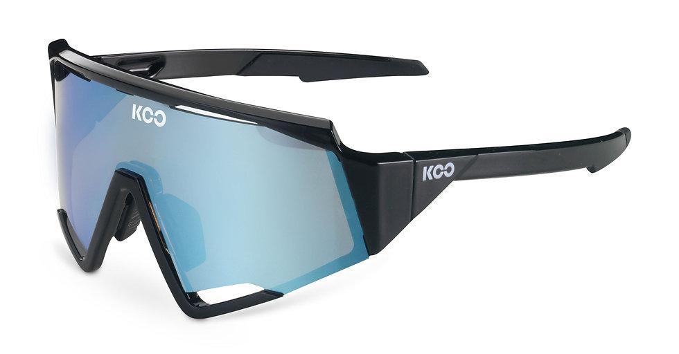 Очки солнцезащитные KOO SPECTRO (Black/Turquoise)