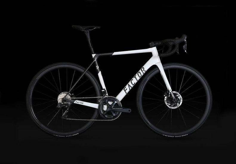 Шасси шоссейного велосипеда Factor O2 V2 2020