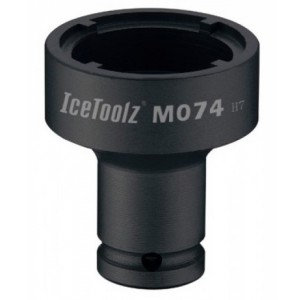 Инструмент д/уст. стопорного кольца в каретку IceToolz