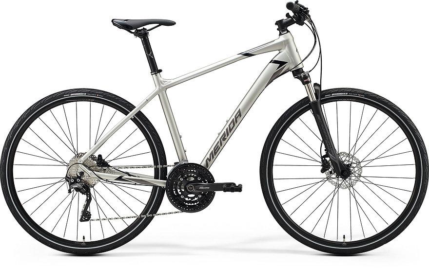Городской велосипед Merida Crossway 600 2020