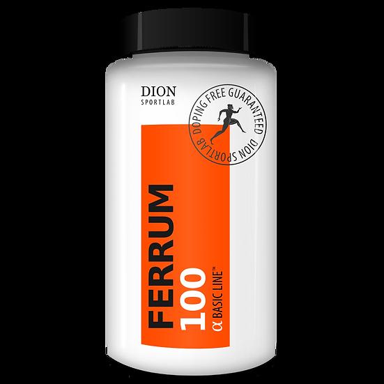 Комплекс железа DION Sportlab FERRUM 60 капсул