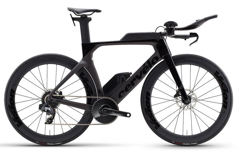 Велосипед для раздельного старта Cervelo P-Series Disc Force eTap AXS 1 21