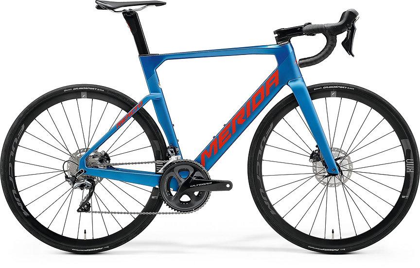 Шоссейный велосипед Merida Reacto 6000 2021