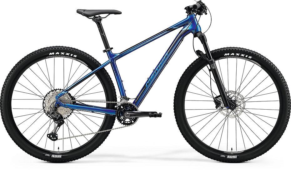 Горный велосипед Merida Big.Nine XT2 2020