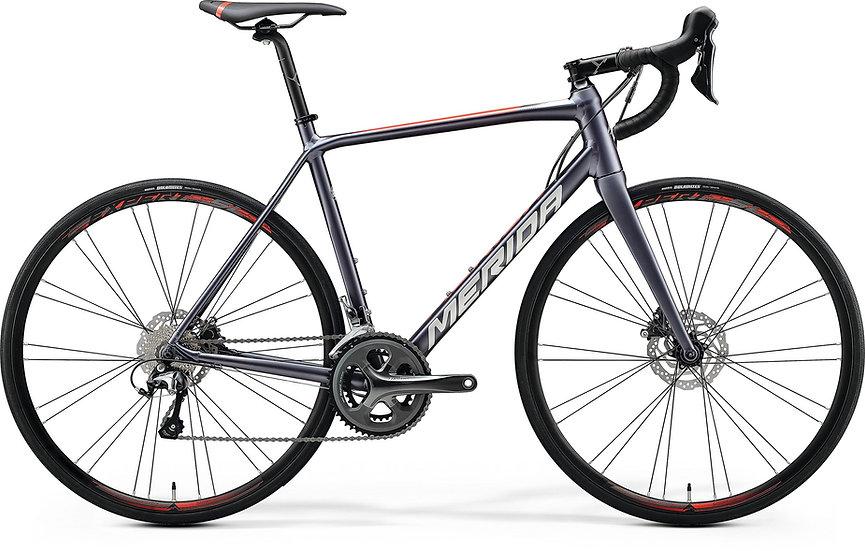 Шоссейный велосипед Merida Scultura Disc 300 2020