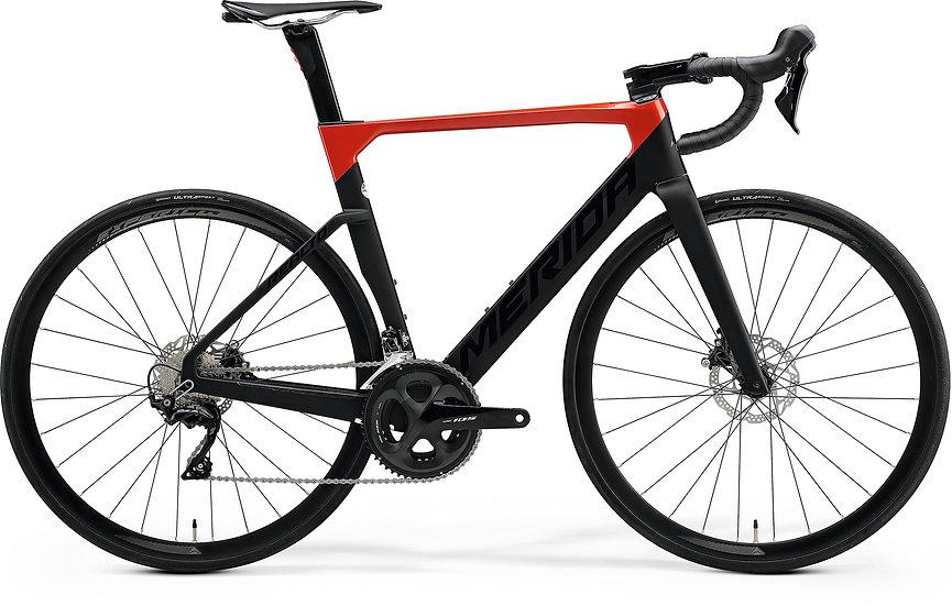 Шоссейный велосипед Merida Reacto 4000 2021