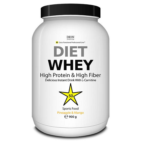 Протеин DION Sportlab DIET WHEY 900 г