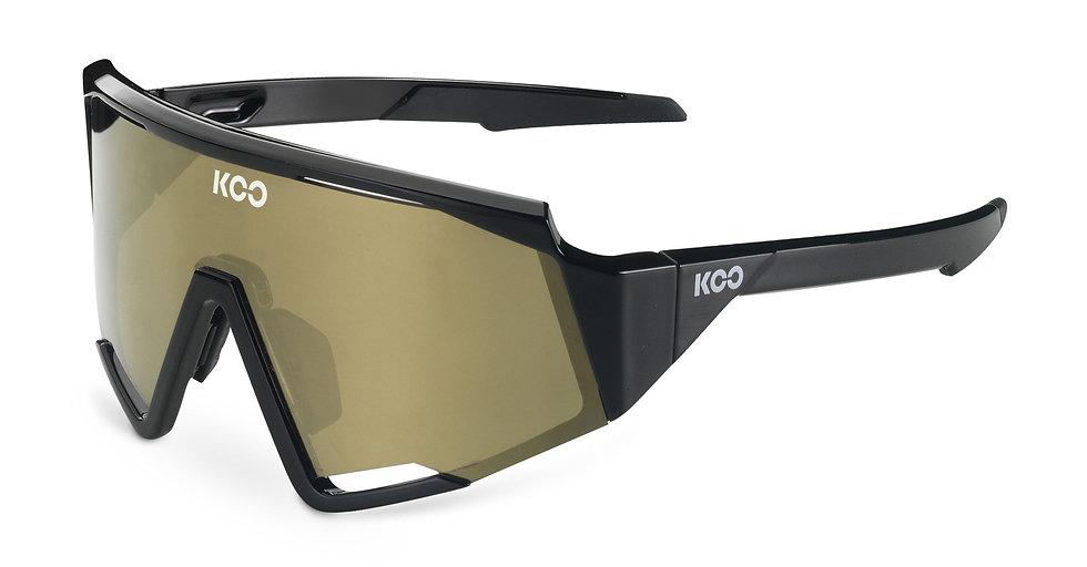 Очки солнцезащитные KOO SPECTRO (Black/Super Bronze)