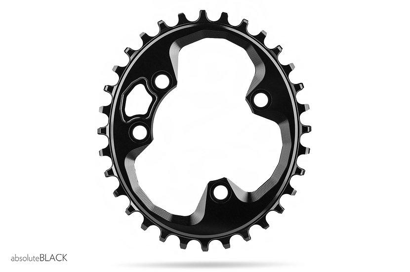 Шестерёнка AbsoluteBLACK Rotor OVAL