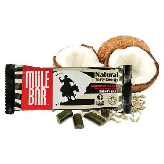 Mule bar с солодкой, кокосом и семенами фенхеля (40 г.)