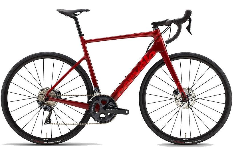Шоссейный велосипед Cervelo Caledonia Ultegra 2021