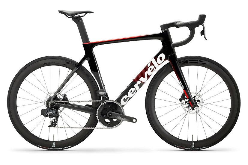 Шоссейный велосипед Cervelo S-Series Disc Force Etap AXS 2020