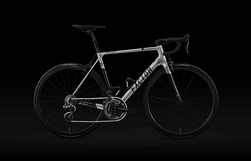 Шасси шоссейного велосипеда Factor O2 Bardet Limited Edition