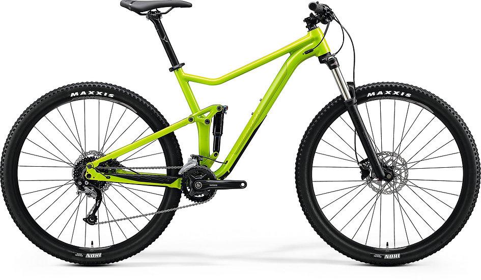 Горный велосипед Merida One-Twenty RC 9.300 2020