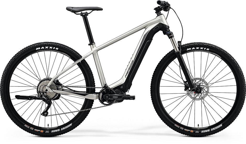 Электровелосипед Merida eBig.Nine 400 2020