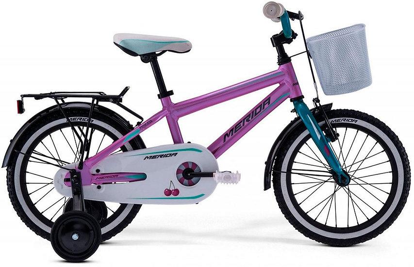 Детский велосипед Merida Princess J16 2019