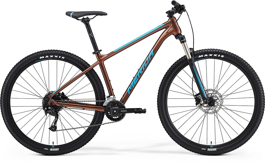 Горный велосипед Merida Big.Nine 100-2X 2021